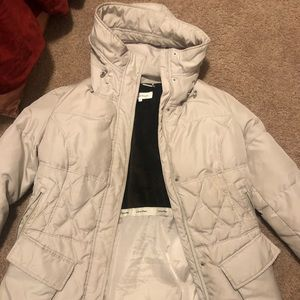 Calvin Klein women's coat size large winter coat